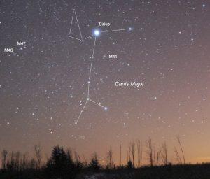 Sirius - Canis Major