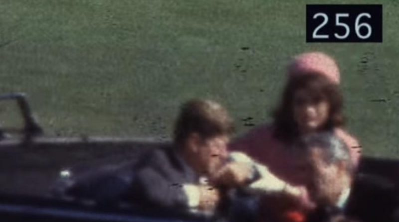 Svet je greškom video ubistvo Džona Kenedija!(VIDEO)