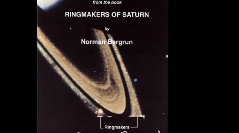 Ogromna vanzemaljska letelica krije se u Saturnovim prstenovima (VIDEO)