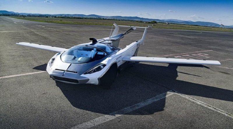 U Slovačkoj testiran leteći automobil